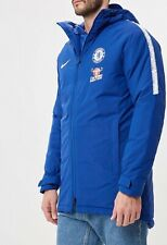Nike FC Chelsea Squad jacket 2018/2019 AJ3057-496 Size Small