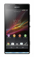 Téléphones mobiles Android Sony Ericsson avec écran tactile