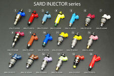 GENUINE SARD INJECTOR 850cc x 4 FOR Celica ST205 (3S-GTE) 63507 x 4