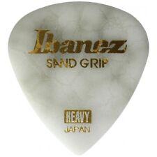 Ibanez Grip Wizard Sand Grip Crack Heavy White Plek Plektrum Plektren Plektron