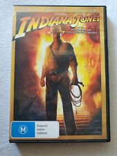 Indiana Jones and the Kingdom of the Crystal Skull Dvd