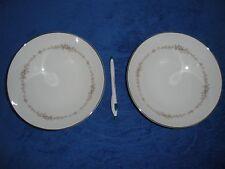 Noritake Rosepoint 2 round serving bowls