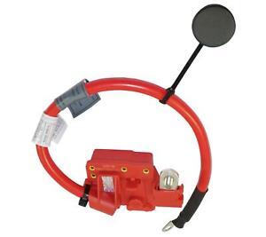 Positive Batterie Câble Terminal Pour BMW 1 3 X1 Série E90 E92 6988974