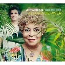 LENY ANDRADE/RONI BEN-HUR - ALEGRIA DE VIVER NEW CD