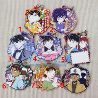 T448 Hot Anime Ansatsu Kyoushitsu rubber Keychain Key Ring Race Cosplay straps