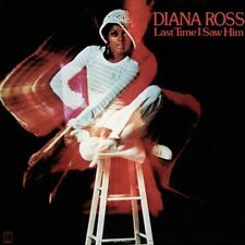 Diana Ross - Last Time I Saw Him NEW CD