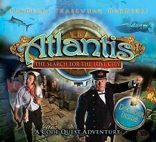Atlantis:The Search for the Lost City (Code Quest)