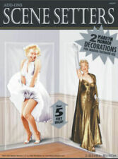 MARILYN MONROE Scene Setter Hollywood movie night party wall decoration BACKDROP