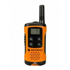 MOTOROLA - TLKR T41 Walkie Talkie Consumer Radio Orange