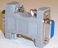 VGA Adaptateurs Connecteurs DB9M/HD15F Inter-Series adaptateurs, VGA Adaptateurs