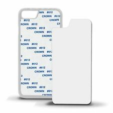 Blank Heat Sublimation 2D Printing Phone Case Apple iPhone 6/6S Plastic WHITE