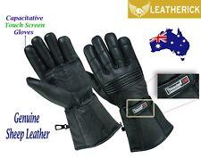Motorcycle Winter Gloves Biker Rider Touring Glove AUS Stock Leather Gloves