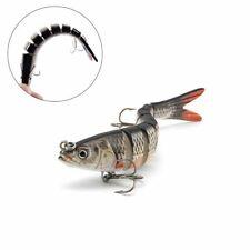 Sea Bass Swim Soft Lure Wobblers Artificial Bait Fishing Lures 14cm / 27g 1Pcs
