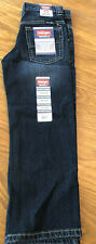 Wrangler Originals Boys Relaxed Straight Jeans Size 7 Nwt Bin 351