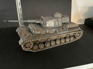 Eagle Design Panzer IV tank