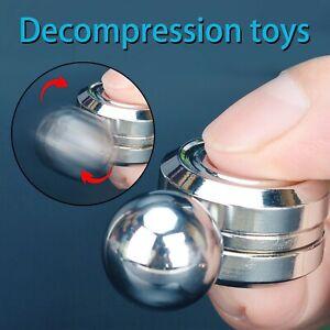 Stress Relief Toy Fidget Spinner Satellite Magnet Gyro Decompression Finger Toy