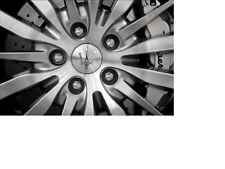 Genuine Maserati Security Wheel Bolt Set#940000358