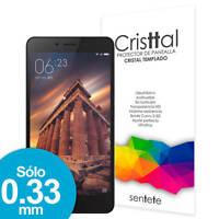 Sentete® Xiaomi Redmi Note 2 Protector de Pantalla de Cristal Templado PREMIUM