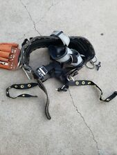 Buckingham 2100M Size 26 Belt With Permanently Attached Full Body Harness