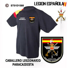 CAMISETAS TECNICAS: LEGION ESPAÑOLA - CABALLERO LEGIONARIO PARACAIDISTA M3.
