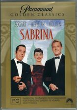 Sabrina PAL Region 4 Australia DVD - Humphrey Bogart - New & Sealed