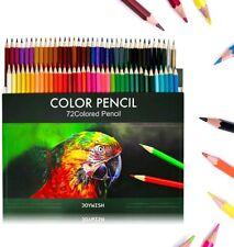 Colouring Pencils 72 Pcs Professional Art Oil Based Soft Core Drawing Pencils ki