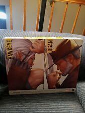 Marvel Legends Old Man Logan Hawkeye BOX ONLY X-Men 20th Anniversary Wolverine