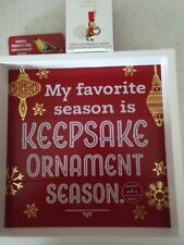 Hallmark Keepsake Miniature Ornament Frame Holder