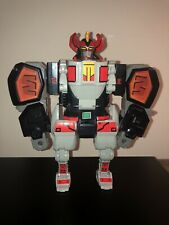 1991 INCOMPLETE Bandai Mighty Morphin Power Rangers Dino Megazord Deluxe Edition