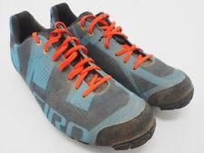 Giro Empire VR90 Mountain Biking Shoes Size 10.5 US, 44 EU (Blue/Orange)