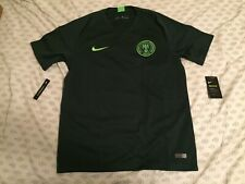 f6efdccf701 Nike Nigeria World Cup 2018 Away Jersey Soccer 893885 397 Mens Size Large