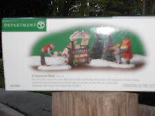 DEPT 56 CHRISTMAS IN THE CITY Accessory A TREASURED BOOK NIB