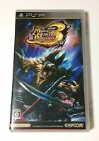 USED PSP Monster Hunter Portable 3rd w/o Manual JAPAN Sony PlayStation Portable