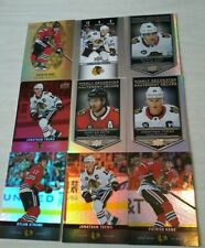 2019-20 CHICAGO BLACK HAWKS KANE TOEWS TEAM SET TIM HORTONS LOT OF 9