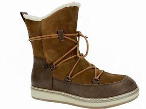 White Mountain Women's Topaz Cold-Weather Boots Hazel Size 10 M