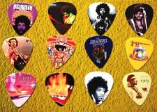 JIMI HENDRIX Guitar Picks Set of 12
