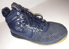Nike Lunar Air Force 1 LF 1 Duckboot Blue Size 9 EU 44