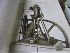 Nutzfahrzeug Archiv 2 Entwicklung 2205 100 JAhre Dieselmotor 1893