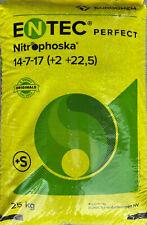NITROPHOSKA CONCIME LIMONI AGRUMI ORTO ENTEC PERFEKT 14+7+17