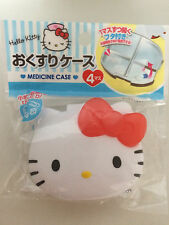 1 x Hello Kitty Pill Case - Sanrio Medicine Case - Japan / Japanese