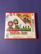 Mario & Luigi *Paper Jam* (3DS) NEW