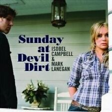 "ISOBEL CAMPBELL & MARK LANEGAN ""SUNDAY AT DEVIL..."" CD"