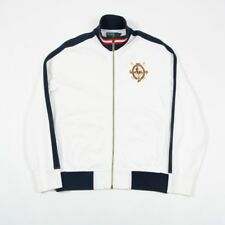 VGC Vintage Retro POLO By RALPH LAUREN Heavy Cotton Zip Jacket | Mens L