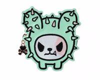 Tokidoki Pastel Pop Cactus Dog Diecut Chibi Womens Coin Purse TK1704213MLTNS