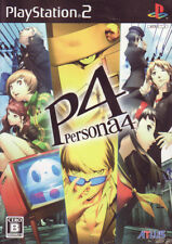 [FROM JAPAN][PS2] Persona 4 / Atlus [Japanese]