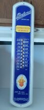 PACKARD MOTOR CAR ADVERTISING THERMOMETER -  1940'S/50'S