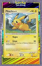 Pikachu - Platine:Vainqueurs suprêmes - 120/147- Carte Pokemon Neuve Française