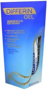 DIFFERIN ACNE TREATMENT GEL 1% 45G (1.5oz)