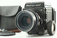 【NEAR MINT】 Mamiya RB67 PRO S & Sekor C 90mm f/3.8 Lens 120 Film Back From Japan