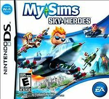 MySims Sky Heroes - Nintendo DS, New Video Games